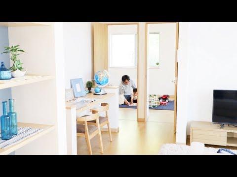 190613 日本中央住販 FLEX フレキシブルな平屋づかいの家