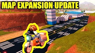 [FULL GUIDE] NEW MAP EXPANSION UPDATE is HERE!!!   Roblox Jailbreak