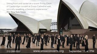 Choir of Trinity College Cambridge in concert at St