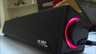 F amp D E200 Speaker Unboxing and Sound check CHEAPEST and BEST