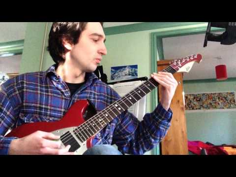 Drist Decontrol Guitar