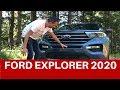FORD EXPLORER 2020 Prueba y detalles de la nueva SUV que más se vende