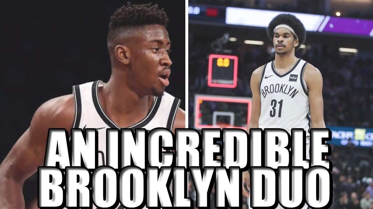 Nets' Dinwiddie a big complement to Irving