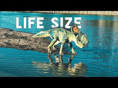 My Life Size Protoceratops! How I make a 6ft Dinosaur! (Fiberglass)