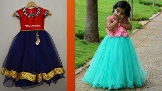 kid's Gorgeous Dress Designs 2018