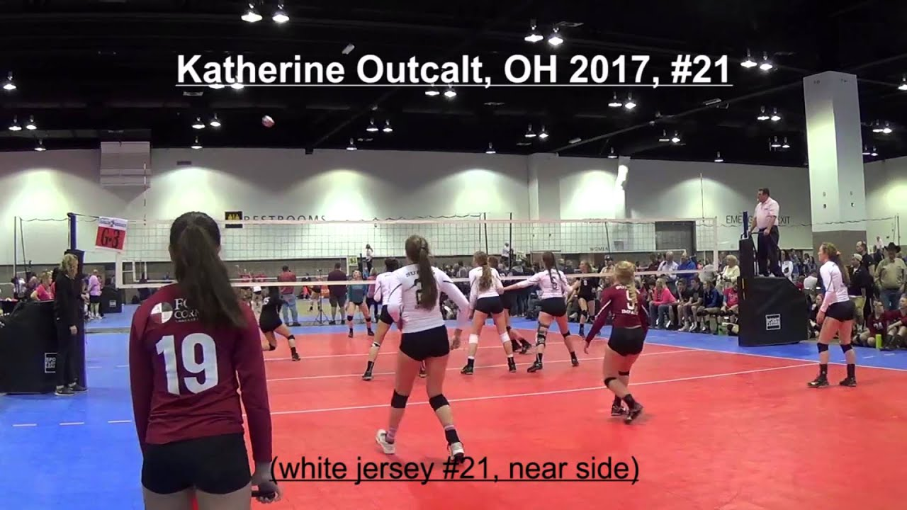 Katherine Outcalt S Women S Volleyball Recruiting Profile