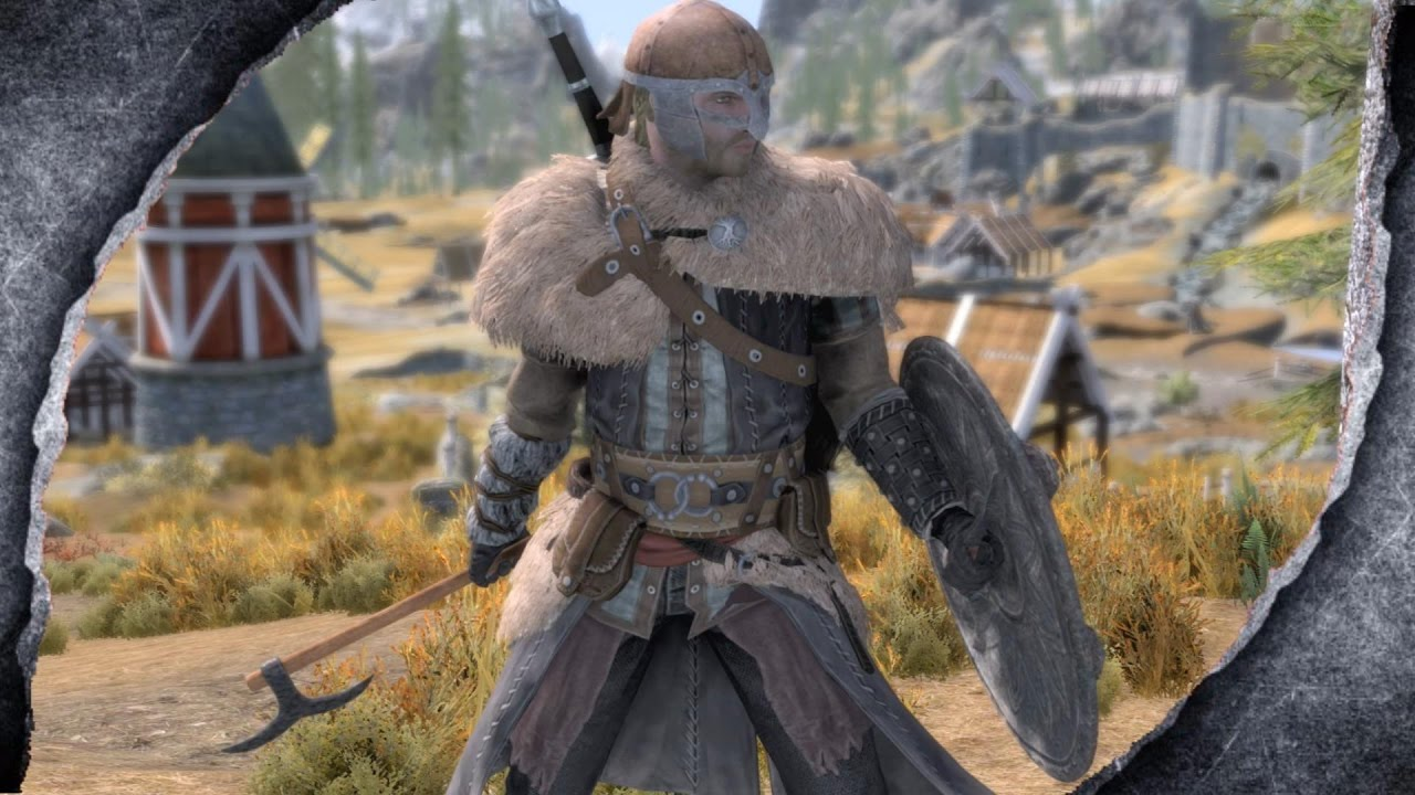 Skyrim Remastered: Assassin's Creed Rogue Viking Armor ... | 1280 x 720 jpeg 162kB