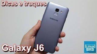 🔘 Samsung Galaxy J6 - Dicas & Truques
