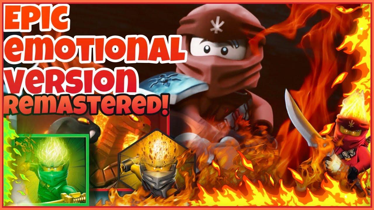 Lego Ninjago | Ninja Vs Aspheera | Epic Emotional Version - Remastered