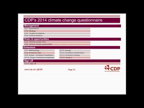 An introduction to CDP's supply chain program and guidance on how to take part