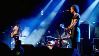 Johnny Foreigner : Eyes Wide Terrified : London Astoria 29 November 2008