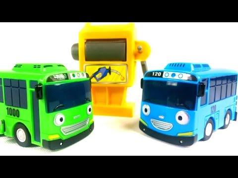 Тайо маленький автобус - Учим вежливые слова