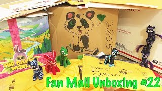 SNAIL MAIL SATURDAY #22 So Many Pandas! Opening Your Fan Mail! thumbnail