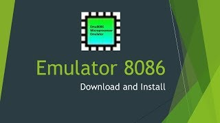 Emu8086 Download