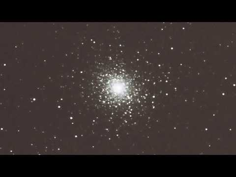Serpens Caput, Globular Cluster M5. Hlava hada, kulová hvězdokupa M5