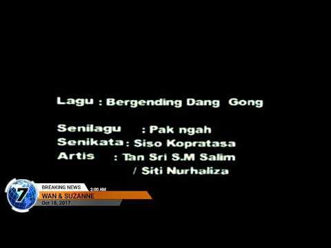 Bergending Dang Gong - Siti Nurhaliza & S M Salim