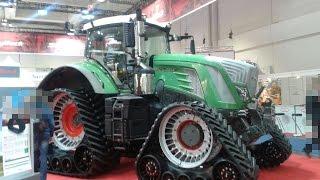 Agritechnica 2015: Landwirtschaft XXL