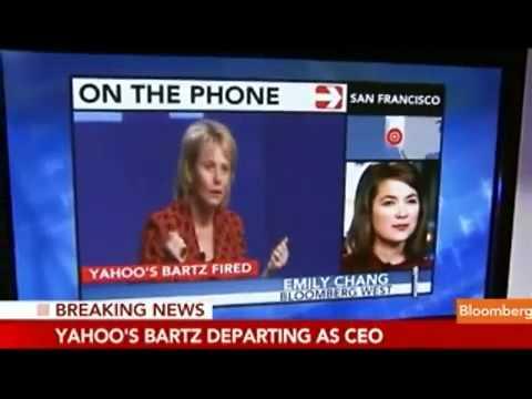 Carol Bartz Fired as Yahoo CEO