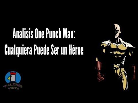 Analisis - One Punch Man: Cualquiera puede ser un Héroe