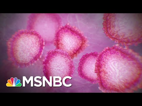 Should You Worry About Contracting Coronavirus From Surfaces? | The 11th Hour | MSNBC