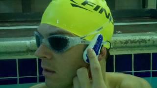 SwiMP3 FINIS Review Waterproof MP3 Digital Music Player