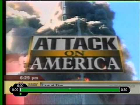 NBC Nightly News 9/11/01 - Part 1 of 4