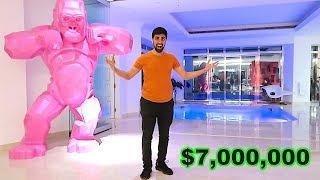 Inside a $7 Million Dubai Penthouse Apartment ...