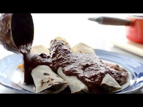Recipe: How to Make Authentic Enchiladas