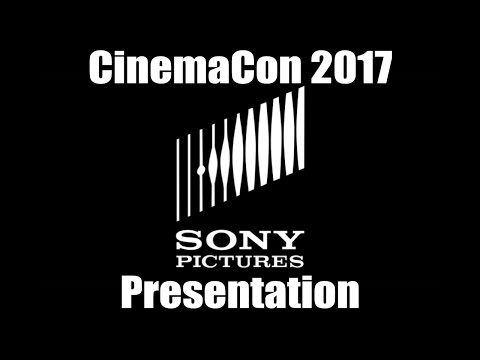 Sony Pictures Presentation   CinemaCon 2017