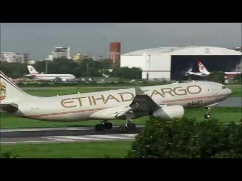 [HD] Plane Spotting @ Hazrat Shahjalal International Airport, Dhaka: Episode-41