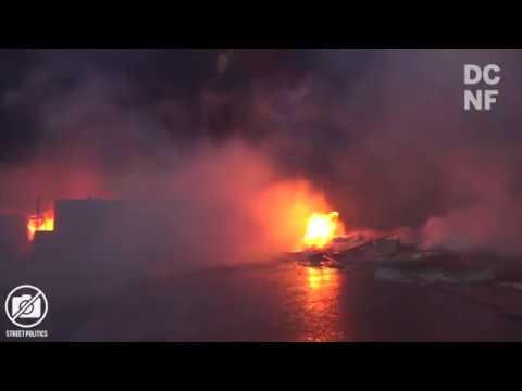 Second Climate Riot As Paris Burns