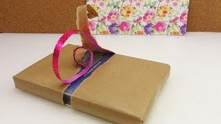 Geschenke einpacken 3 coole Ideen   Tricks zum Geschenke verpacken   Weihnachten & Geburtstag   DIY