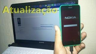 Como reinstalar ou voltar a versão anterior do seu Lumia