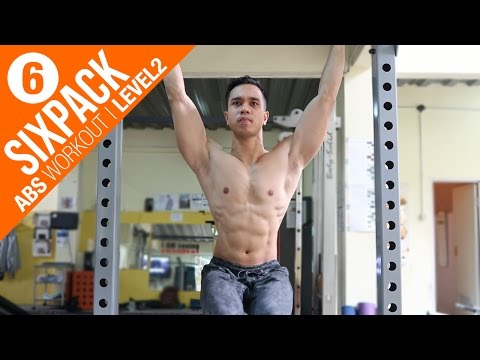 CARA LATIHAN PERUT | SIXPACK ABS WORKOUT – Level 2 | Six Pack, Fitness, Diet