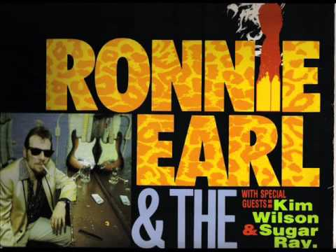 Ronnie Earl & The Broadcasters - Smoking (1985)