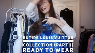 Entire Louis Vuitton Collectio…