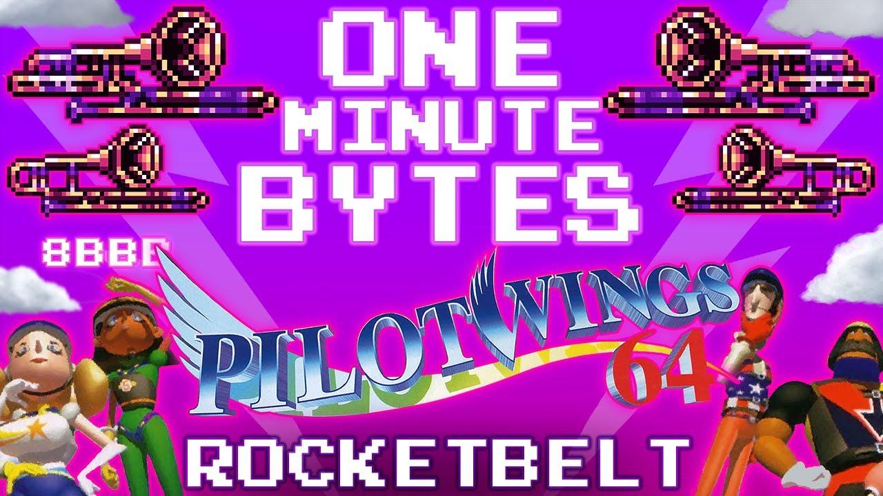 Rocket Belt - One Minute Bytes #14 (The 8-Bit Big Band)