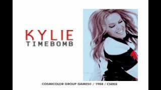 Kylie Minogue - Timebomb (Cosmicolor 8bit Mix -  Videogame)
