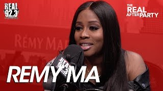 Remy Ma Talks Cardi B 39 s Success Engagement