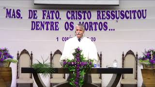 Culto Vespertino   28/Mar/2021