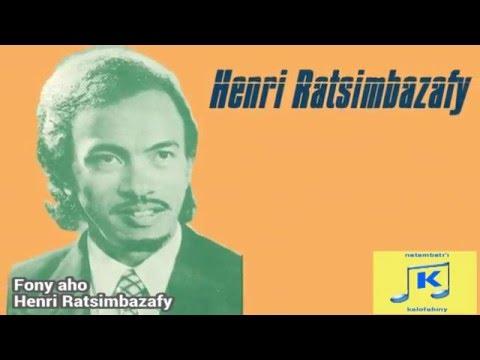 Henri Ratsimbazafy Fony aho