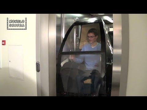 Mokslo sriuba: apie lietuviškus elektromobilius