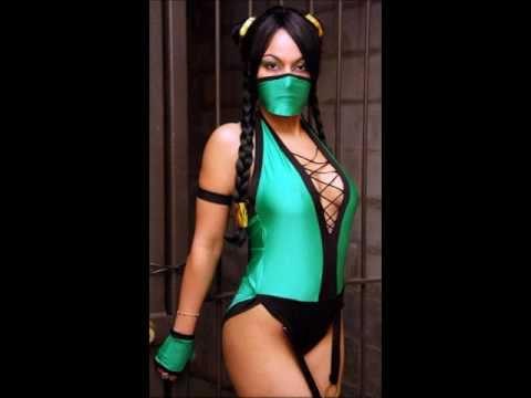 Mortal Kombat Jade Cosplay Youtube