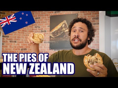 THE PIES OF NEW ZEALAND