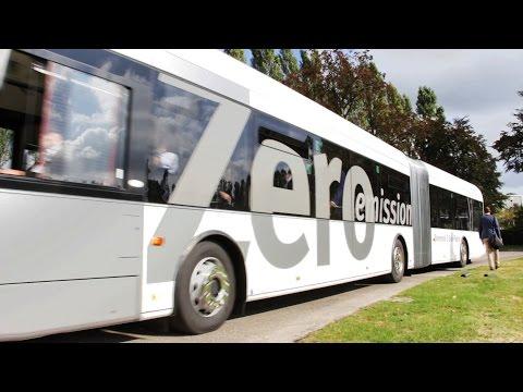 Electric buses conquer Europe! / Autobusy elektryczne podbijają Europę!