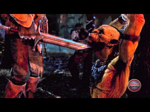 Middle earth Shadow Of Mordor Трейнер Trainer 8 10
