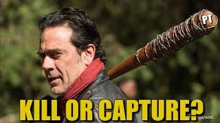 Will Negan Be Killed Or Captured? What Should Happen To Negan?