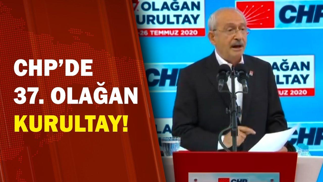CHP'de 37. Olağan Kurultay! / A Haber - YouTube