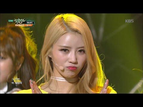 뮤직뱅크 Music Bank - Wow! - 러블리즈 (Wow! - Lovelyz).20170407