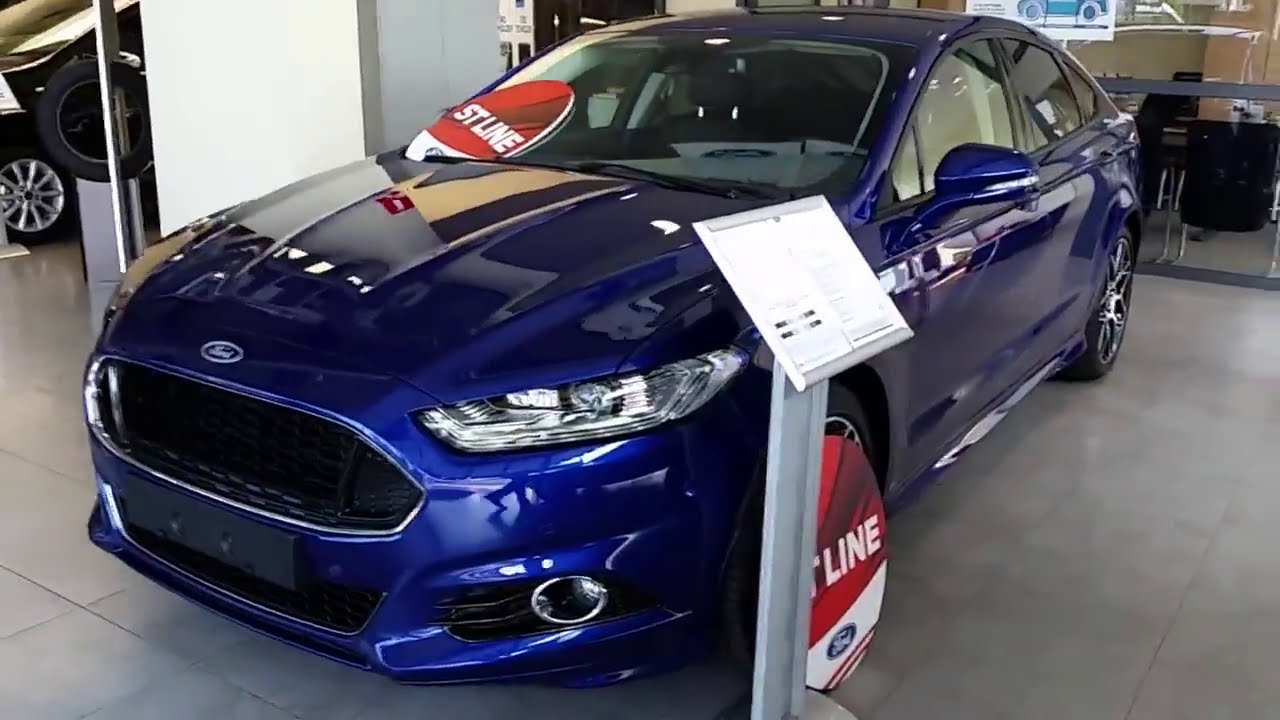 Ford Mondeo St 2017 >> 2017 Ford Mondeo St Line Walkaround Timedigit Thewikihow